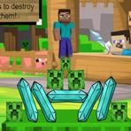 Équilibre physique de Minecraft