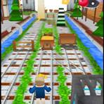 Course de Minecraft