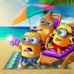 Vacances d'été des Minions