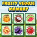 Mémoire et Correspondance de Légumes en anglais