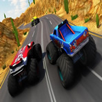Monster Truck Racing 4×4