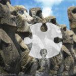 Monuments du Monde Puzzles pour enfants