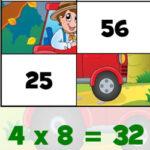 Multiplication d'automne