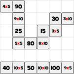 Domino de Multiplication