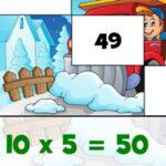 Multiplication de l'hiver