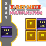 Multiplication des rayons X