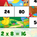 Multiplications de Pâques