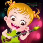 Musique de bébé Hazel