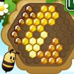 Nid d'Abeilles: Puzzle Hexagonal