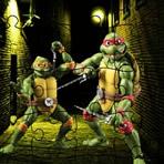 Puzzles Tortue Ninja