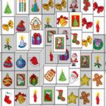 Mahjong Solitaire de Noël