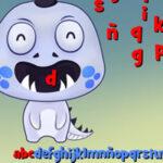 Nourrir le monstre avec l'alphabet