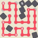 Labyrinthe de chiffres