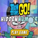 Numéros cachés Teen Titans