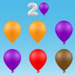 Numéros et couleurs pour les enfants d'âge préscolaire