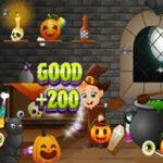 Objets cachés d'Halloween