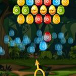 Bubble Shooter Œufs de Pâques