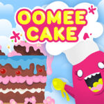 Oomee Cake: empiler des gâteaux