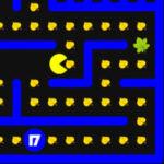 Calcul d'automne de Pac-Man
