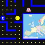 Pacman de Géographie de l'Europe