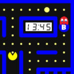 Pacman avec des Horloges
