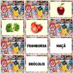 Les paires d'aliments portugais