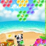 Le sauvetage des bulles du panda