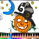 Peindre des dessins d'Halloween en ligne