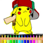 Pages à colorier Pokemon