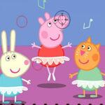 Trouver les Différences Peppa Pig