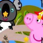 Trouver les étoiles Peppa Pig