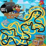 Labyrinthe des pirates