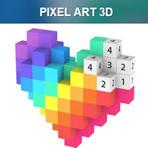 Coloration des pixels en 3D
