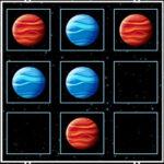 Tic Tac Toe Planètes (1-2 joueurs)