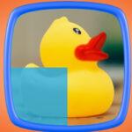 Mon premier jeu de puzzle en ligne