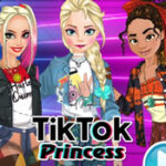 Les princesses de Tik Tok