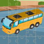 Puzzle en ligne sur les Bus