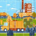 Puzzle Gestion des déchets