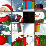 Puzzle Glissant de Noël