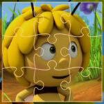 Puzzles de Maya l'Abeille