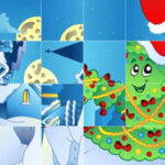 Puzzle Rotation de Noël