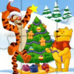 Puzzles de Noël de Winnie