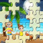 Puzzles de Plage