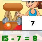 Puzzle de la Soustraction
