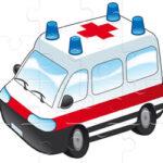 Puzzles en ligne Ambulances