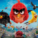 Puzzles Angry Birds en Ligne