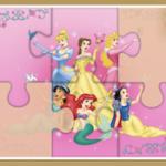 Puzzles de Princesses de Disney