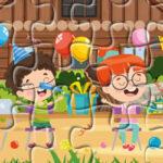 Puzzles Fêtes d'anniversaire