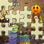 Puzzles d'Halloween