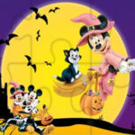 Puzzles d'Halloween Disney